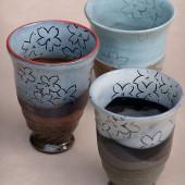 No.20 桜紋 フリーカップ